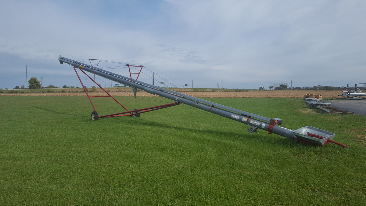 Top Drive Auger USED